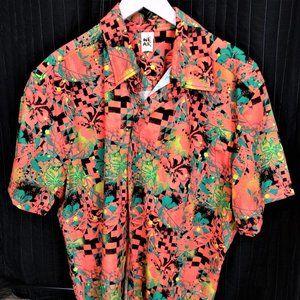 Zumba Tropical Shirt Mens XL